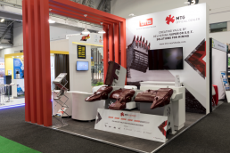 exhibition stand builder