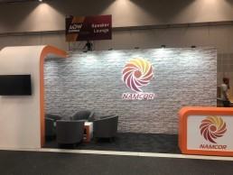 namcor 04 exhibition stand
