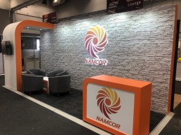 namcor 03 exhibition stand design