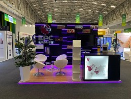 exhibition stand manufacturers south Africa